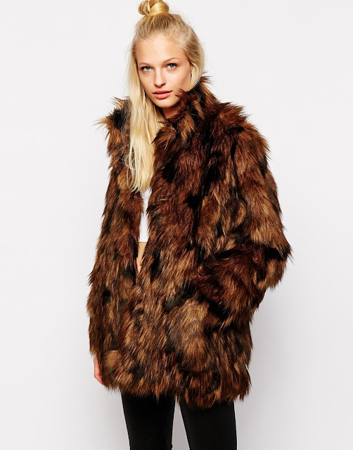 monki fur coat
