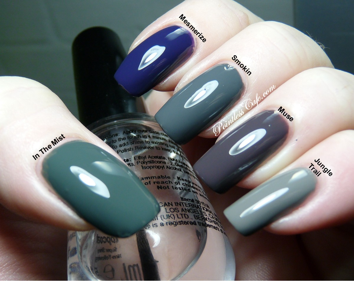 Amortentia Nude sinful colors muse collection | pointless cafe