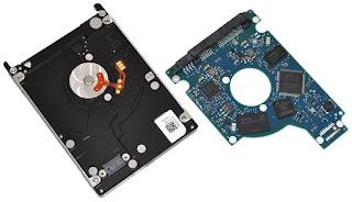 SSHD Hard Disk