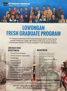 fresh graduate program, berkarier bersama kami