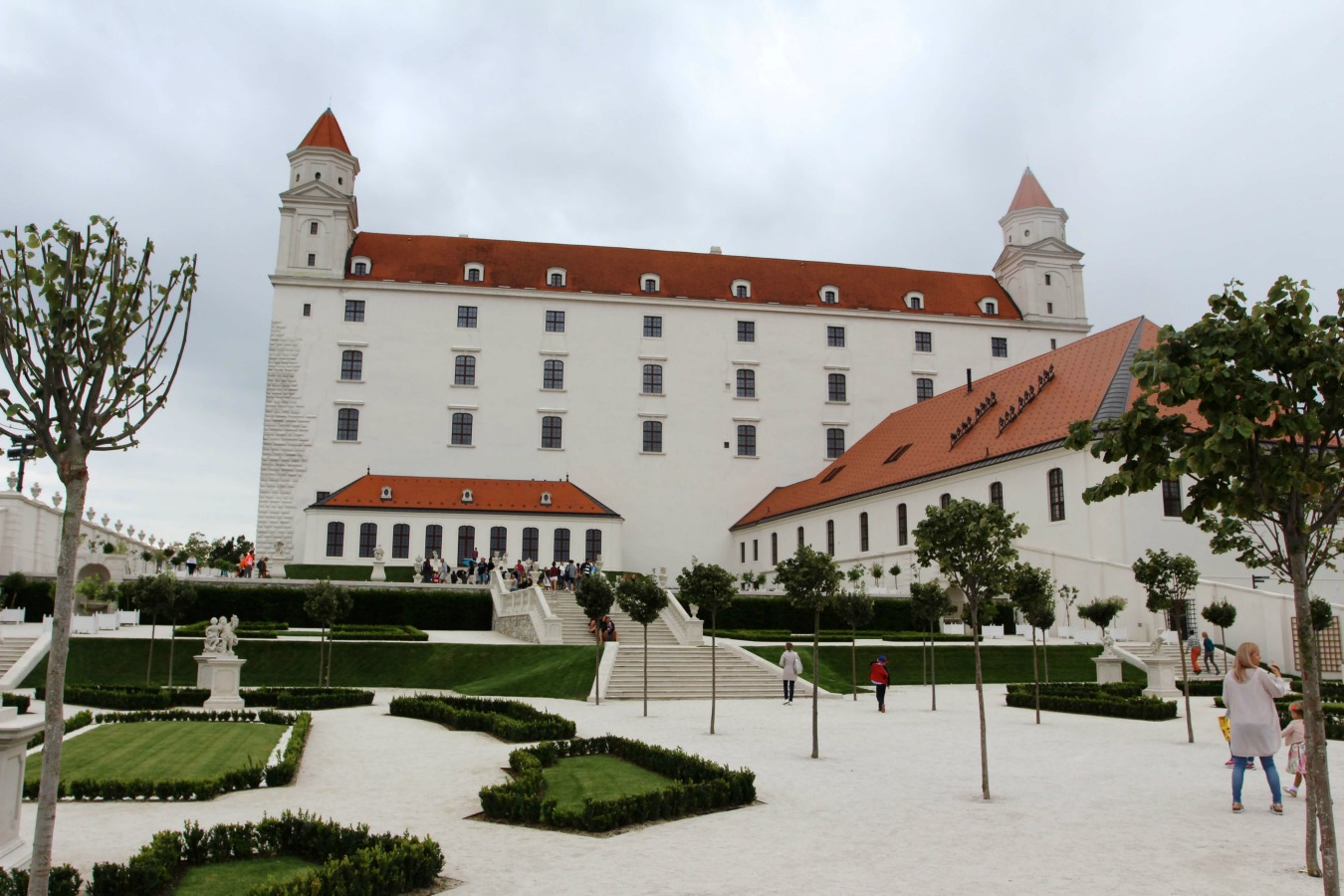 Bratislava Burg, Slowakei