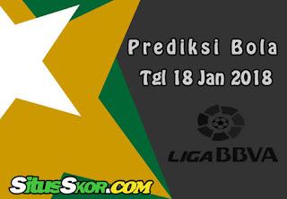 Prediksi Skor Leganes vs Real Madrid Tanggal 18 Januari 2018