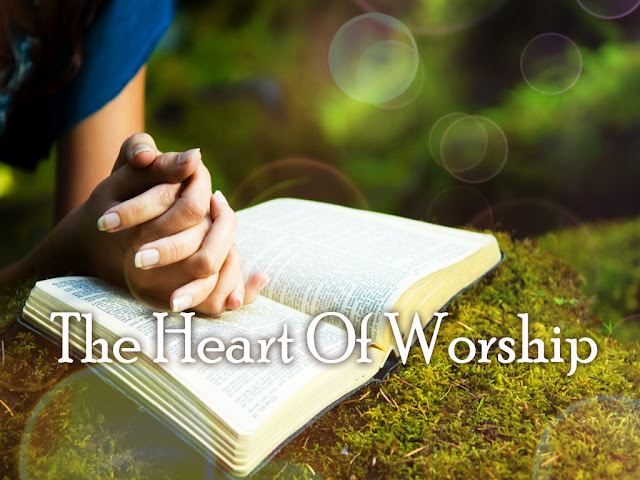 The Heart Of Worship Pic