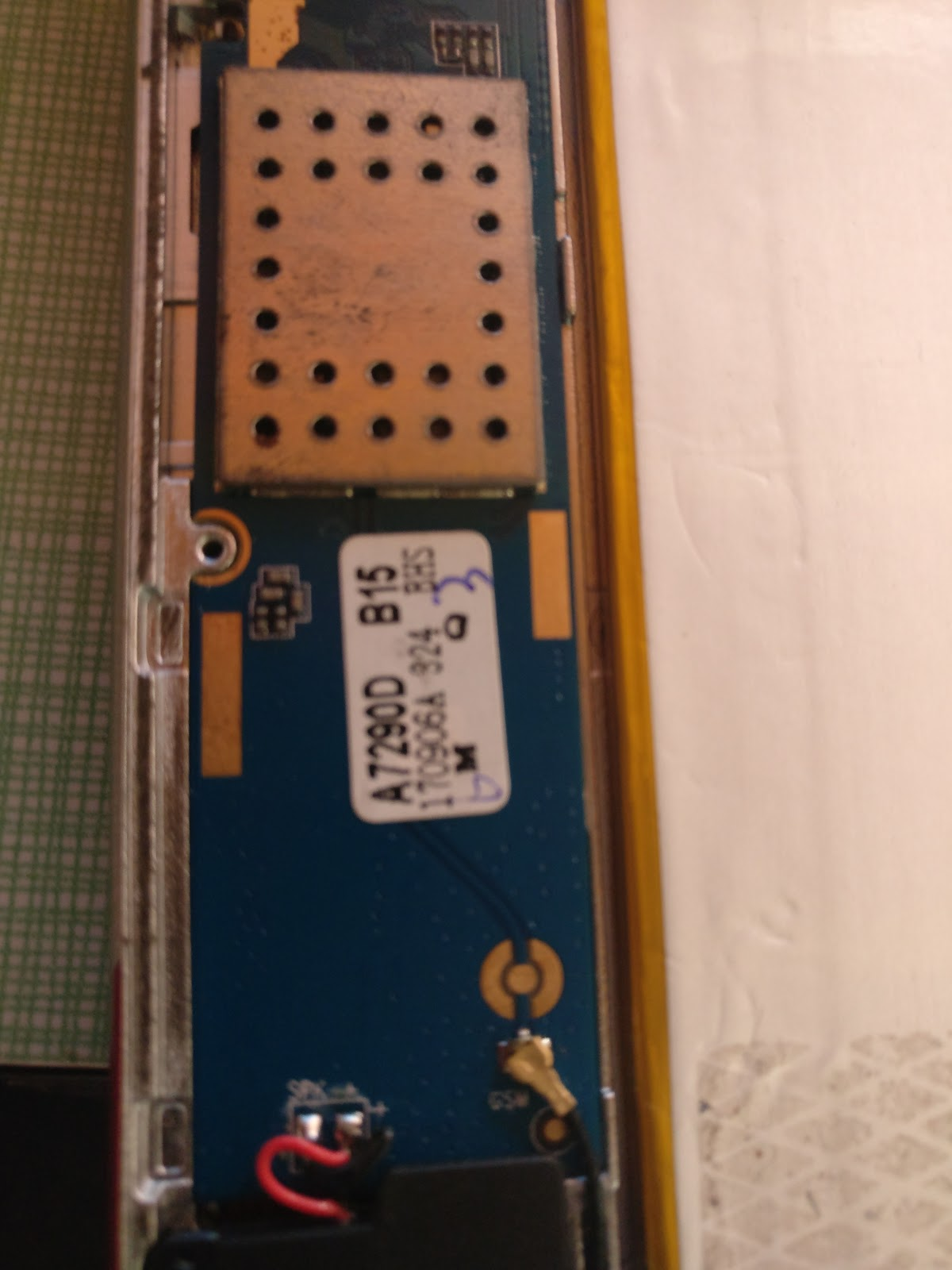 Samsung Galaxy A9 Pro clone MT6572 firmware - www gsmwan com
