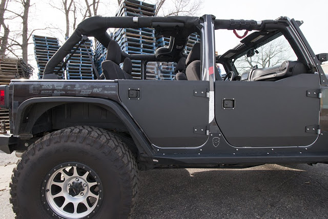 Jeep Jk Half Doors Specification And Tips Jeep Wrangler