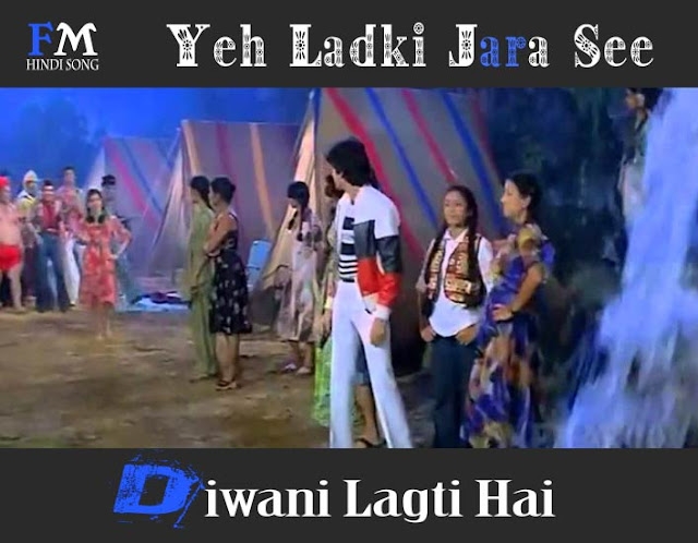 Yeh-Ladki-Jara-See-Divanee-Lagti-Hai-Love-Story-(1981)