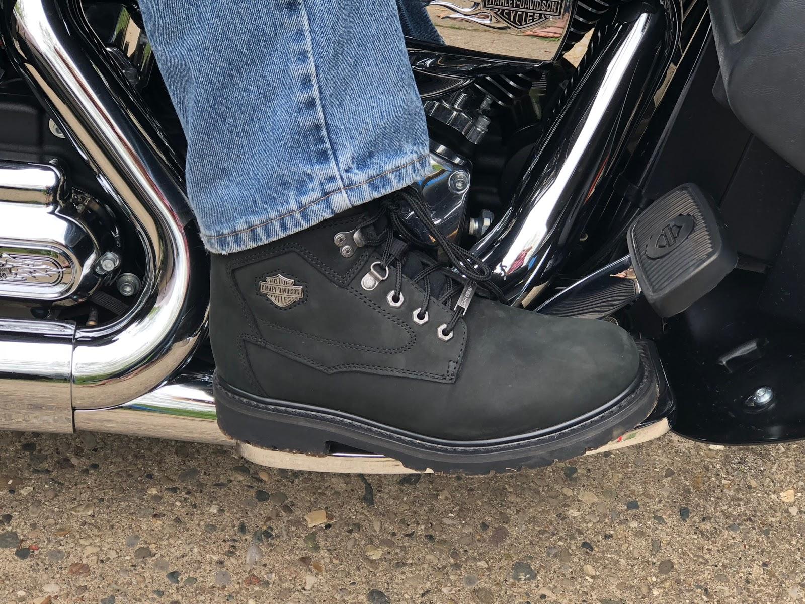 dd871c1b370 Stacy Tilton Reviews: Harley-Davidson® Badlands Boots