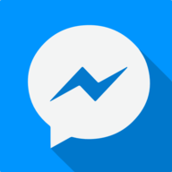 messenger shadow icon