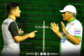 Oriente Petrolero - Paulo Rosales - Néstor Clausen - DaleOoo