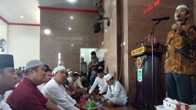 Imbauan PHDI untuk Kelompok Penolak Ustaz Abdul Somad