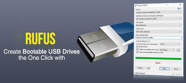 Make bootable usb flasdisk