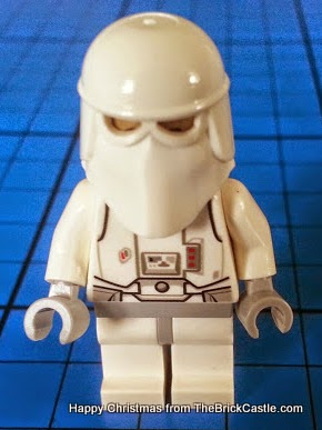 The LEGO Star Wars Advent Calendar Dec 8th trooper
