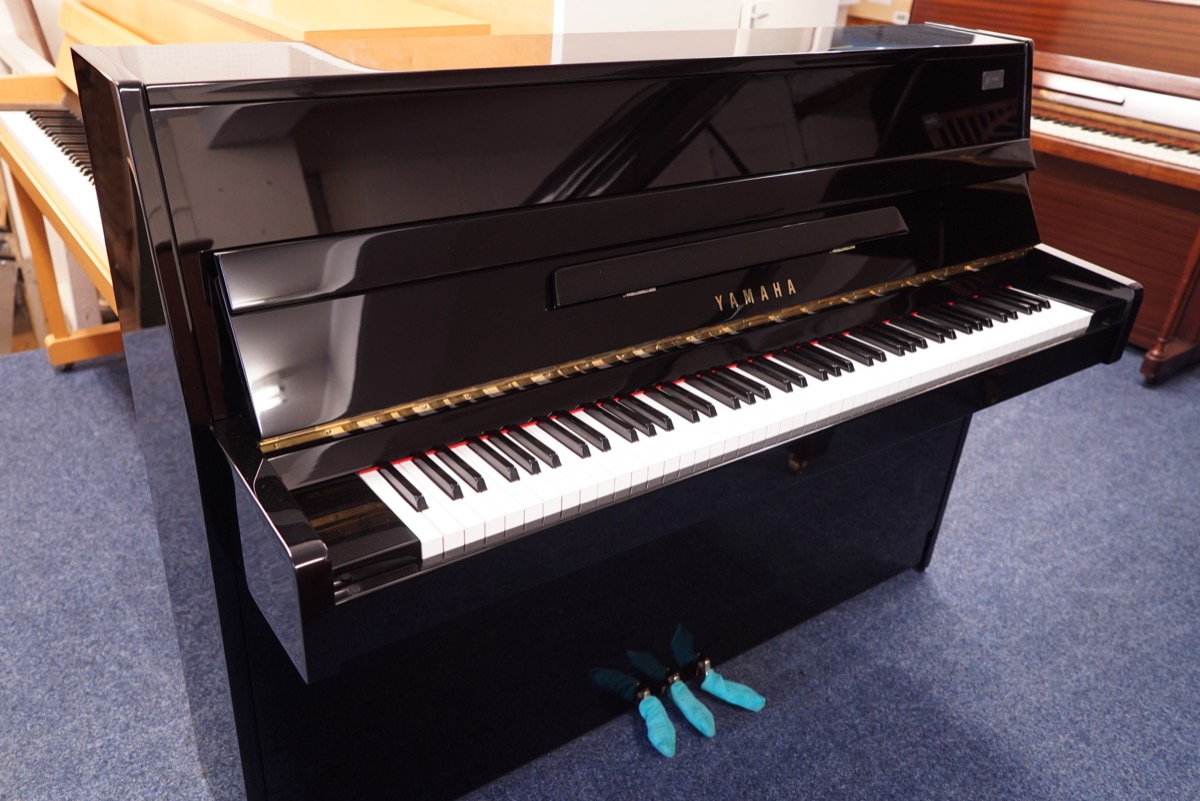 New and used pianos for sale upright pianos grand for Yamaha b series piano