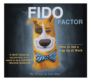 together with creative thinking create effective The FIDO Factor: How to Get a Leg Up at Work amongst Krissi Barr Founder of Barr Corporate Success on Women Entrepreneurs Radio™