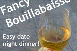 Fancy Bouillabaisse Special Occasion Meal