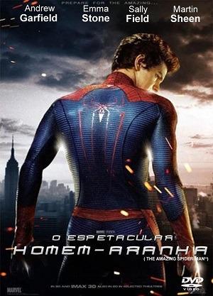 Filme O Espetacular Homem-Aranha BluRay 2012 Torrent