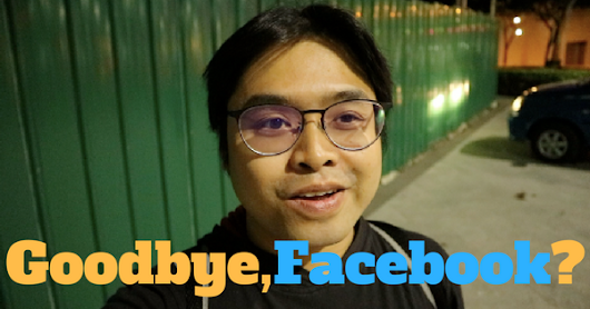 Why I deactivated my old Facebook account