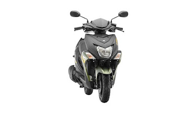 Yamaha Cygnus Ray-ZR Scooter front view image