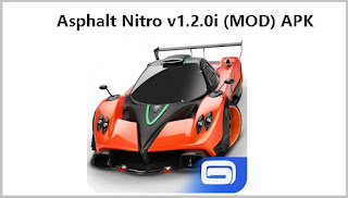 Asphalt Nitro v1.2.0i APK MOD