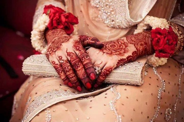 Bridal Mughlai Mehndi Designs For Hands