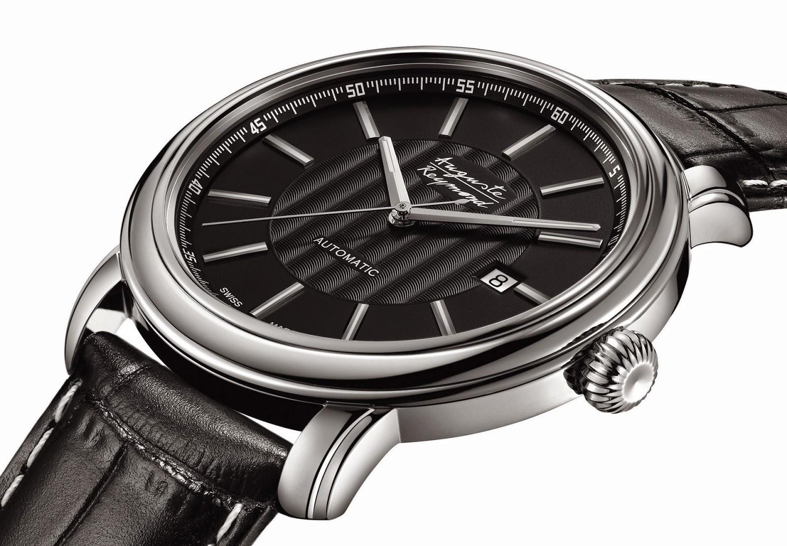 Auguste Reymond Cotton Club Automatic watch