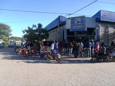 Resultado de imagen para NUEVO BANCO DEL CHACO CORZUELA