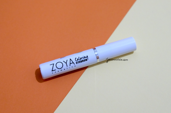 Zoya Cosmetics - Lip Paint, Ultimate Eyeliner, Coloring Eyebrow review by Jessica Alicia