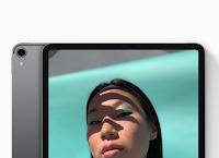 iPad Pros have a 12MP rear camera