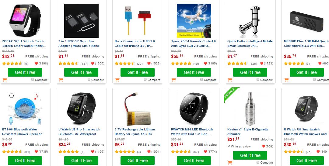 شراء المنتجات من الصين اسهل مما تتصور مع موقع gearbest.com