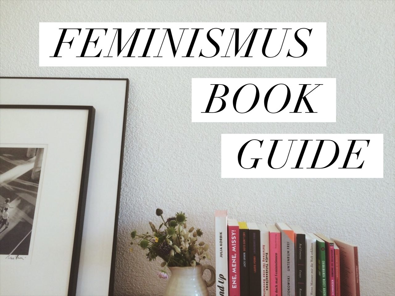 unser feminismus book guide