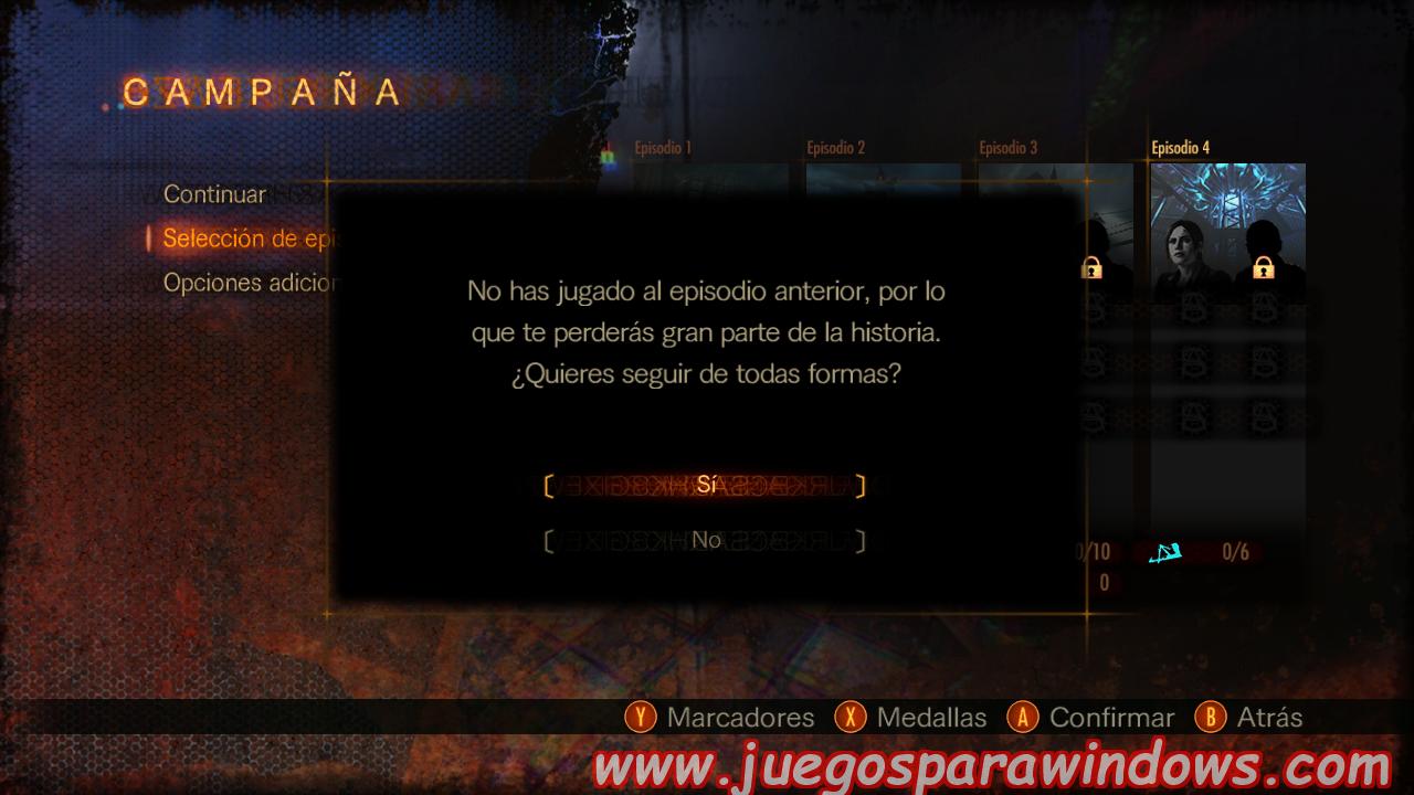 Resident Evil Revelations 2 ESPAÑOL XBOX 360 (Region FREE) (iMARS) 19