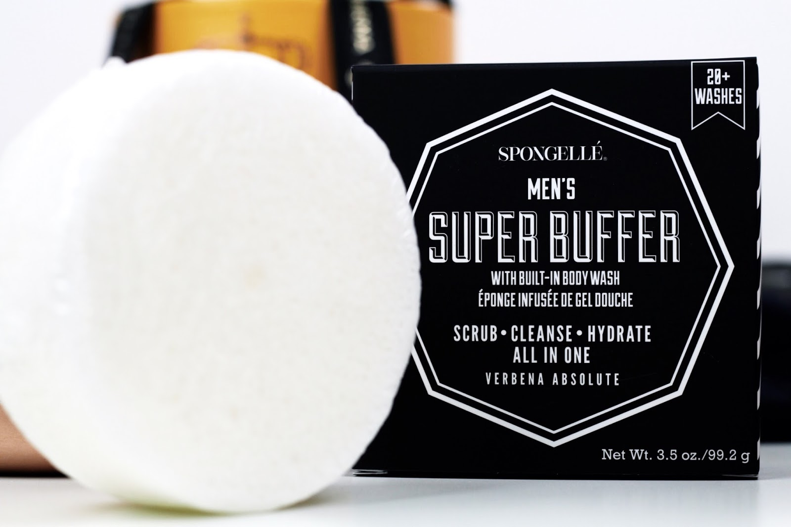 Men's Super Buffer by Spongellé