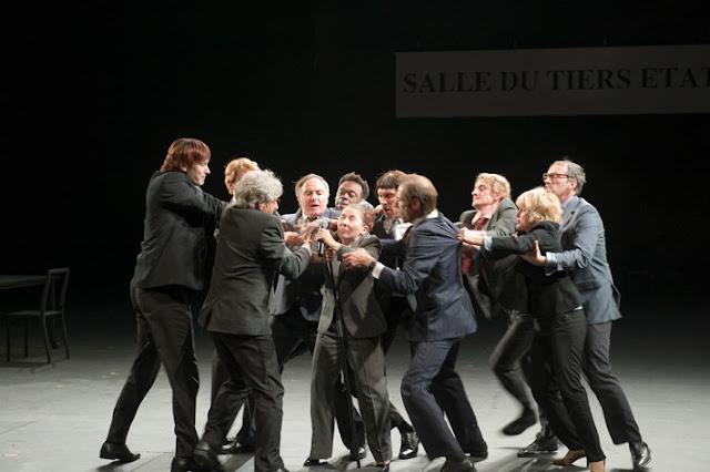 Todo saldrá bien (1) Fin de Luis, Francia, Temporada Internacional en el Teatro San Martín