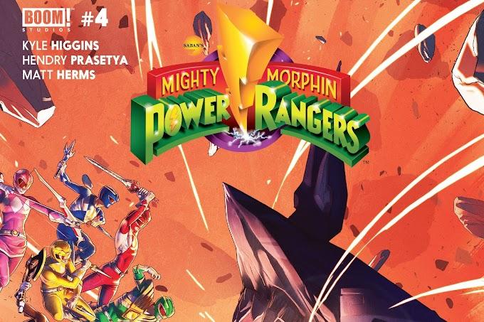 Tomo  4: Saga Green Ranger: Año Uno
