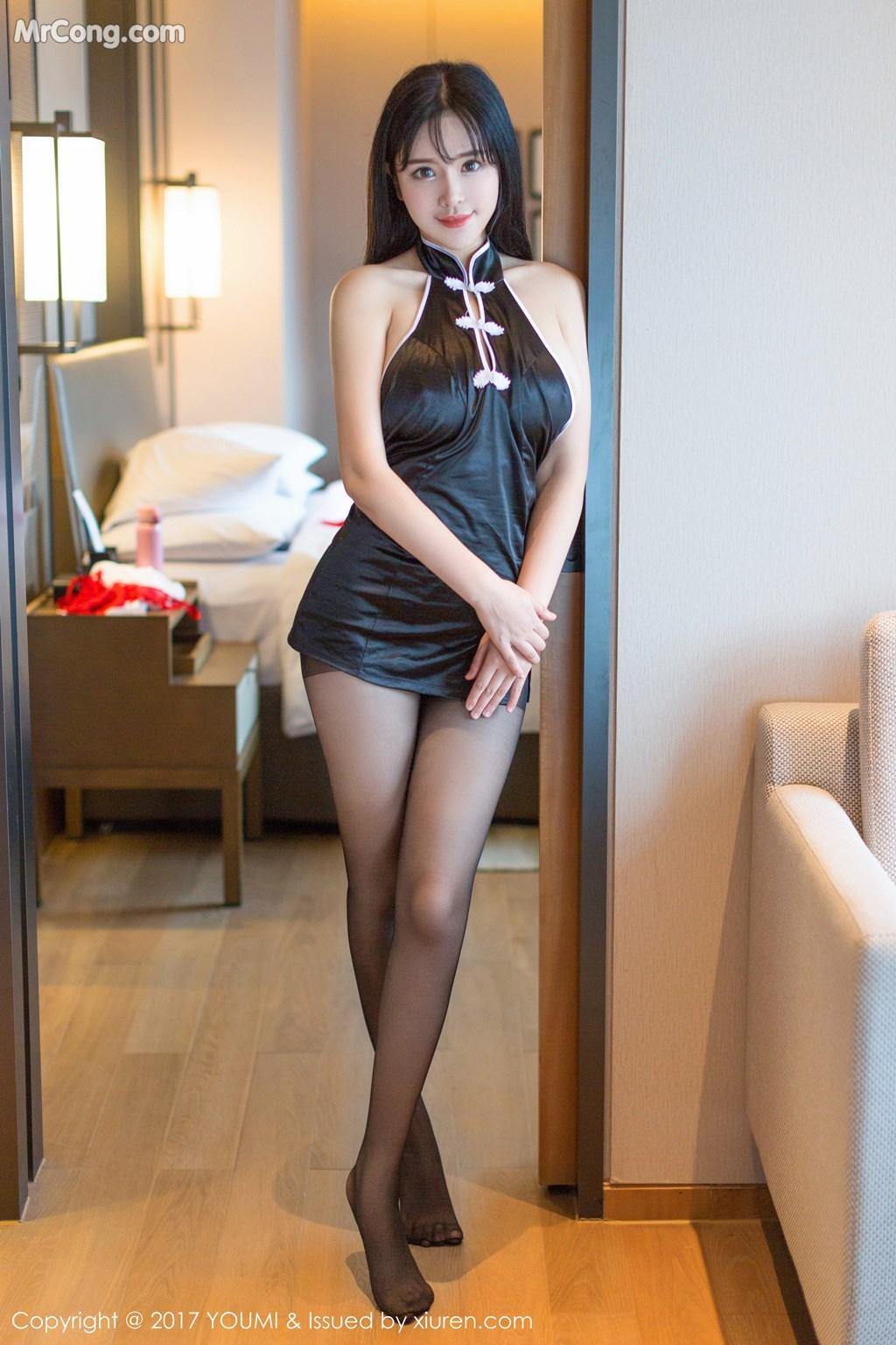 Image YouMi-Vol.074-Liu-Yu-Er-MrCong.com-001 in post YouMi Vol.074: Người mẫu Liu Yu Er (刘钰儿) (51 ảnh)
