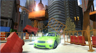 Game Car Driving Simulator: NY App