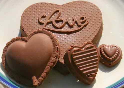 happy chocolate day for husband