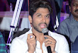 Bunny at Sarrainodu Success Meet