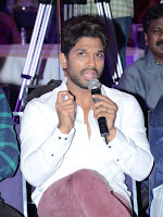 Bunny at Sarrainodu Success Meet-cover-photo