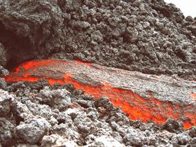 溶岩(素材)