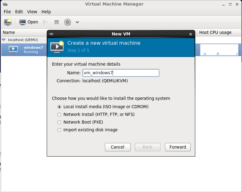 Create Windows7 Virtual Machine Image for OpenStack | For