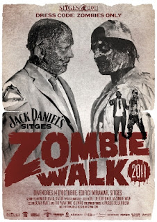 Sitges 2011 / Poster Zombie Walk