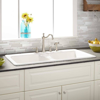 Drop In Farmhouse Kitchen Sinks