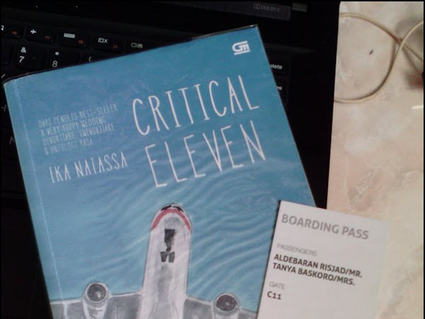 Critical Eleven (REVIEW)