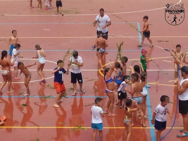 actividades agua escuela verano arucas