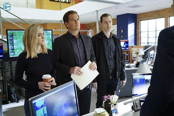 NCIS - Decompressed/React - Double Review