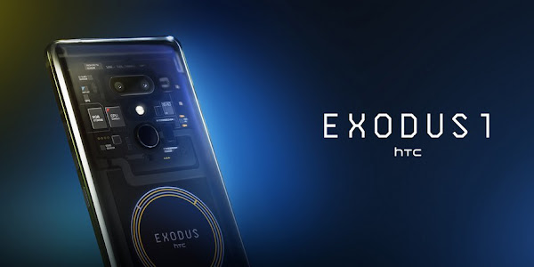 HTC Exodus 1 announced