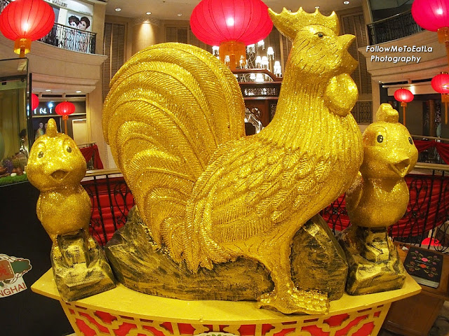 Chinese New Year Menu 2017 SHANGHAI At JW Marriott Kuala Lumpur