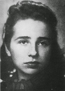 Jasia - Janina Trojanowska - Zborowska - żona