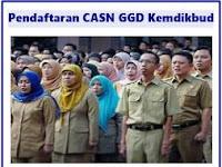Pendaftaran CASN GGD Kemdikbud 2016 (CASN Guru Garis Depan)